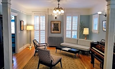 Living Room, 419 E Seneca St, 0