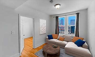 Bedroom, 20 Sheafe Street, Unit 5R, 0