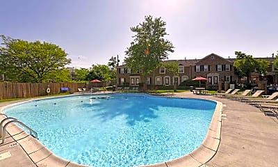 Pool, Georgetown, 2