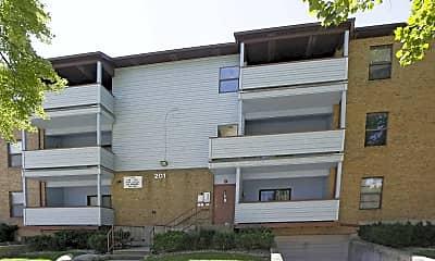 Building, Smith Apartments, 0