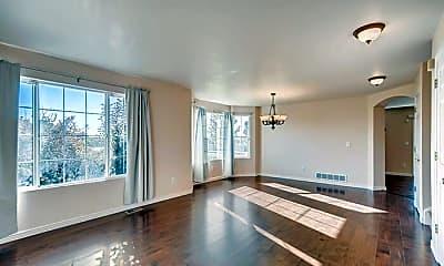 Living Room, 5870 E 130th Way, 1