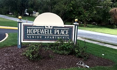 Hopewell Place, 1