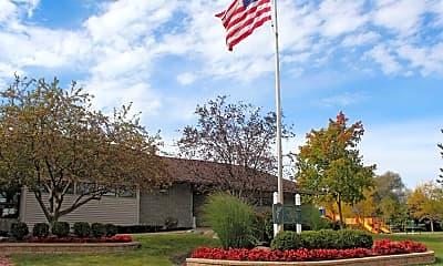 Leasing Office, Scio Farms, 0