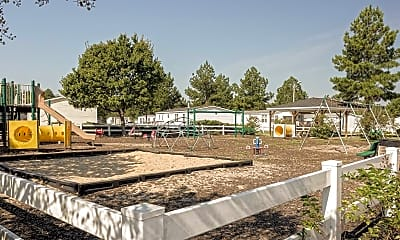 Playground, Taylors Creek Mobile Home Community, 1
