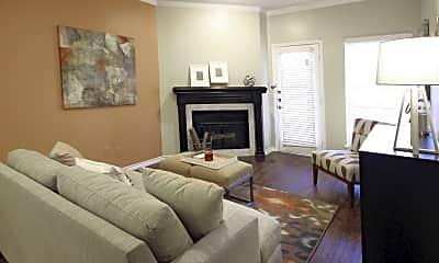 Living Room, The Lex Dallas, 1