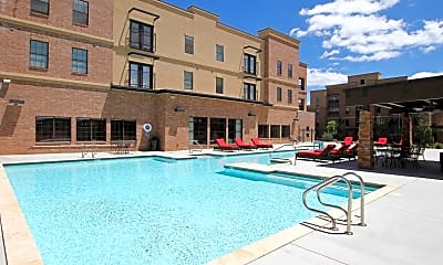 Pool, The Grove at Flagstaff - Per Bed Lease, 1