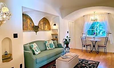 Living Room, 2000 N Highland Ave 18, 0