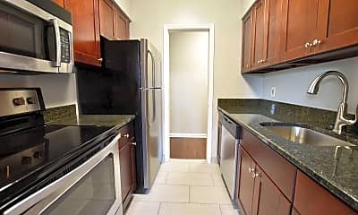 Kitchen, Shaker Square Apartments, 0