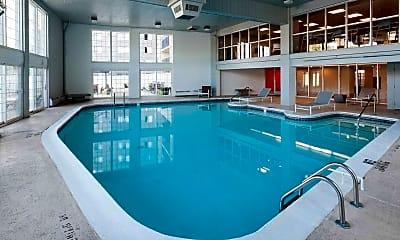 Pool, Sky Gate Apartments, 0