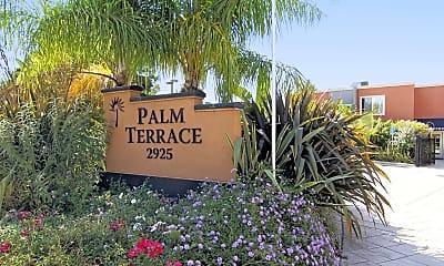 Building, Palm Terrace, 0