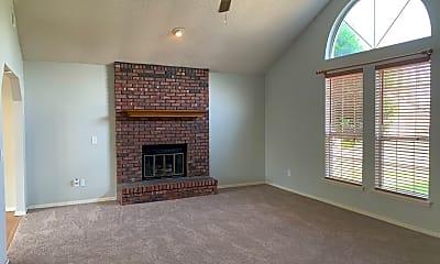 Living Room, 7723 E 89th Pl, 1