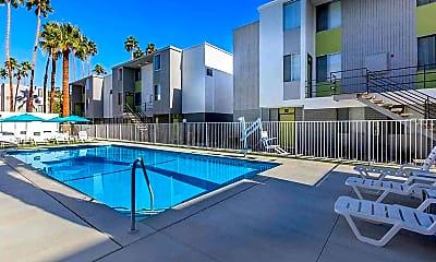 Pool, Latitude 33 Palm Springs, 2
