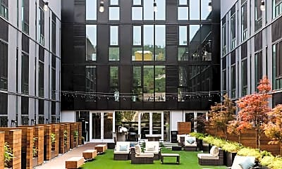 Building, Q21 Apartments, 0