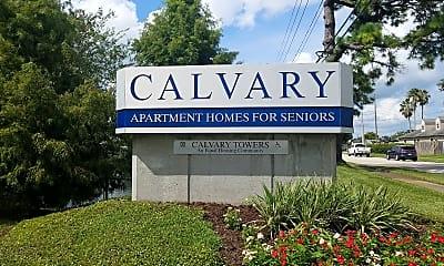 Calvary Tower, 1