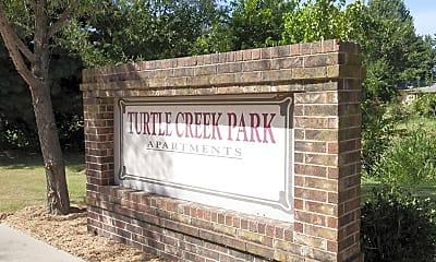 Community Signage, Turtle Creek I/II, 2