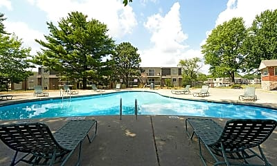 Pool, Reserve at South Pointe, 0