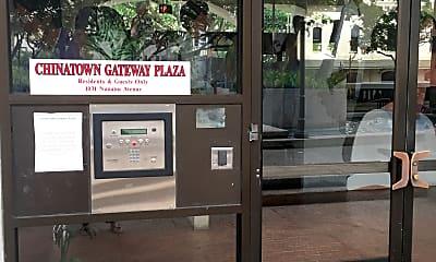 Chinatown Gateway Plaza, 1