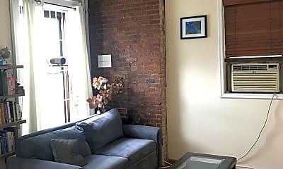 Living Room, 993 Amsterdam Ave, 1