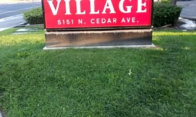 Bulldog Village, 1