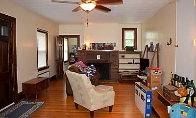 Living Room, 112 W Foster Ave, 1