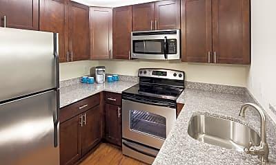 Kitchen, Misty Ridge, 1