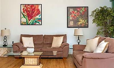 Living Room, 4999 Kahala Ave 445, 1