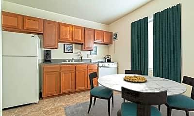 Kitchen, 2742 N Rosedale St, 2