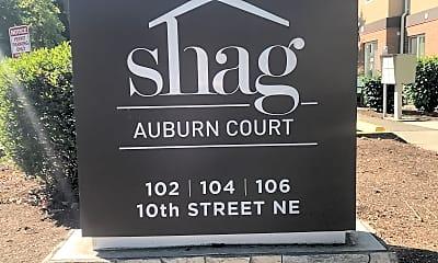 Auburn Court Apartments I, 1