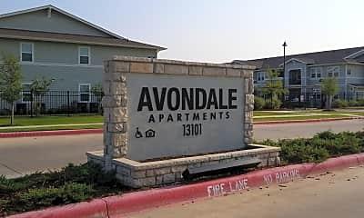 Avondale Apartment, 1