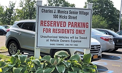 Charles J. Monica Senior Village, 1