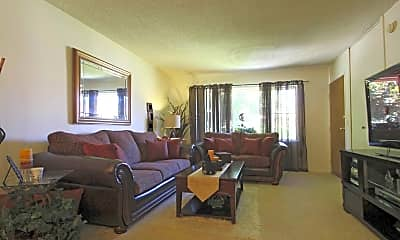 Living Room, Valley Pride Village, 1