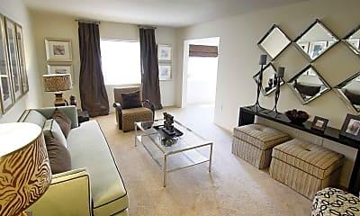 Living Room, Bromley Village, 1