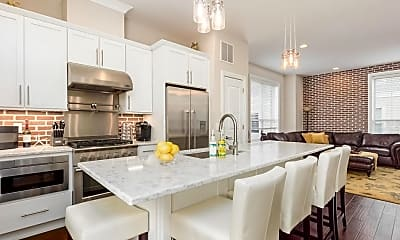Kitchen, 99 Silver St, 2
