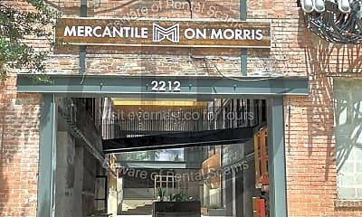 Community Signage, 2212 Morris Ave, 1