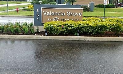 Valencia Grove, 1