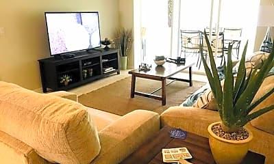 Living Room, 2400 Bayou Ln 6, 1