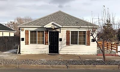Building, 389 E Vine St, 2