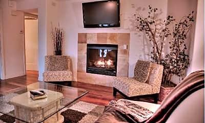Living Room, 833 Felspar St, 1