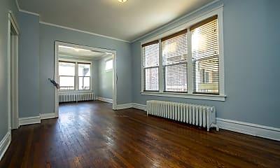 Living Room, 7652 S Ada St, 1