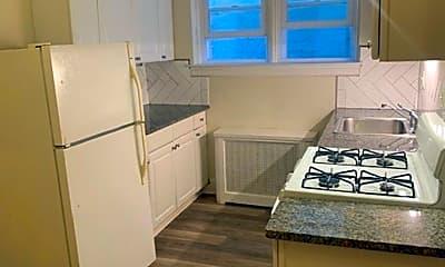 Kitchen, 1655 Harrison St, 1