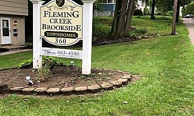 Fleming Creek & Brookside Townhomes, 1