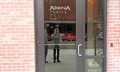 Arena Lofts, 1