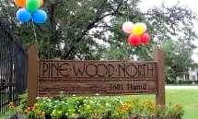 Pinewood North, 2