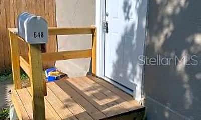 Patio / Deck, 648 Avenue B NW, 1