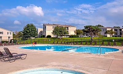 Pool, Ruskin Place, 0