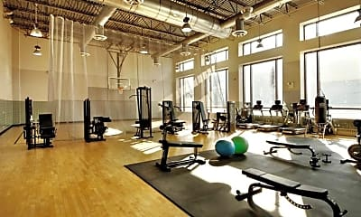 Fitness Weight Room, 510 W 43rd St, 2