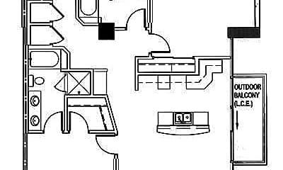 Patio / Deck, 855 Peachtree St NE, 2