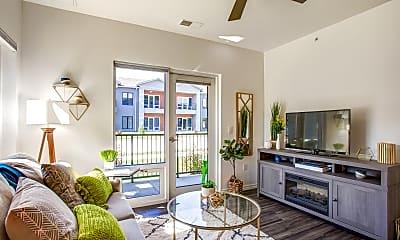 Living Room, Latoka Flats, 1