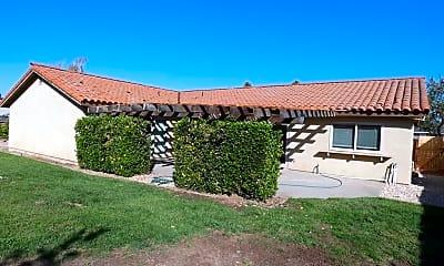 Building, 4527 California Blvd, 2