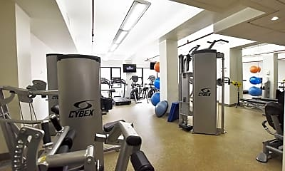 Fitness Weight Room, 143 4th Ave, 2
